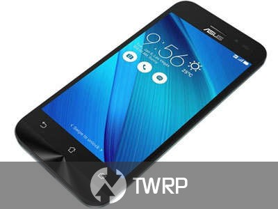Cara Install TWRP Asus Zenfone Go ZB452KG Tanpa PC Tested
